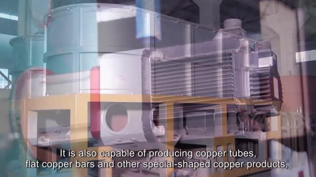 Copper Rod Continuous Casting Machine