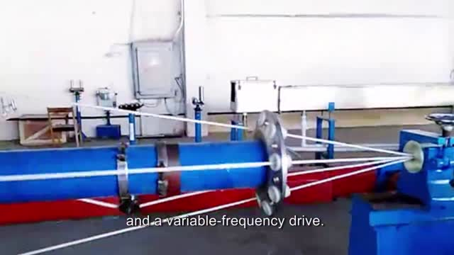 Planetary Cabling Machine